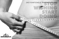 PT ist zahlbar mit Bodyweight.ch