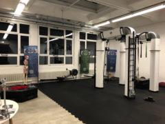 Trainiere in der einzigartigsten Trainingslounge in der Region